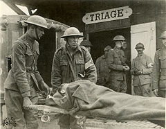 Triage WW I